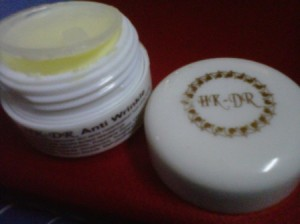 HKDR Cream Anti Kerutan